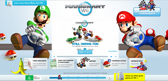 【Mario Kart Wii Experience】